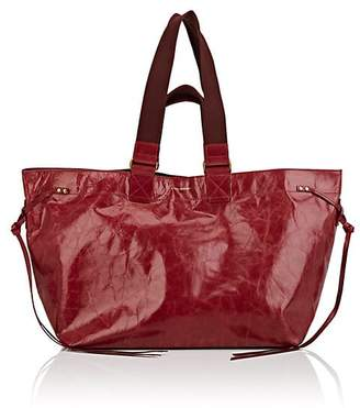 Isabel Marant Women's Wardy Leather Shopper Tote Bag