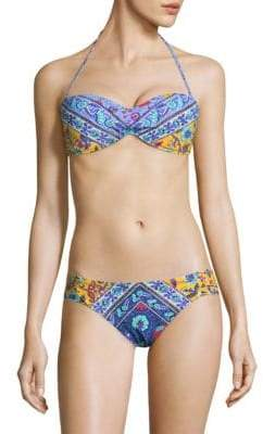 Nanette Lepore Tease Convertible Swim Top