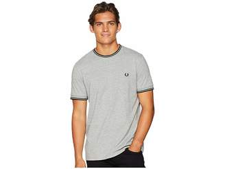 Fred Perry Twin Tipped Ringer T-Shirt