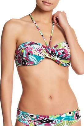 Ach'e A Che' Bacara Bandeau Bikini Top