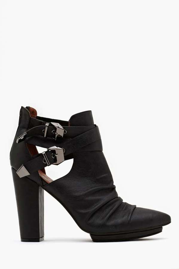 Nasty Gal Jeffrey Campbell Gaelle Ankle Boot