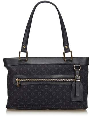 Louis Vuitton Vintage Monogram Mini Lin Lucille Pm