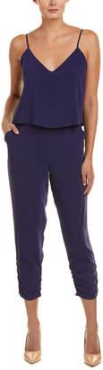 Parker Popover Crepe Jumpsuit