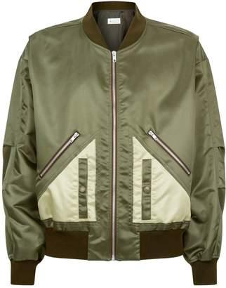 Maison Margiela Military Bomber Jacket
