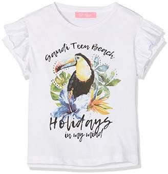Gaudi' Gaudì Baby Girls' 811JD64005-2100 T-Shirt,(Size :6)