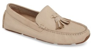 Women's Cole Haan Rodeo Tassel Driving Loafer $130 thestylecure.com