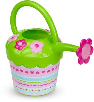 Melissa & Doug Sunny Patch Pretty Petals Flower Toy Watering Can