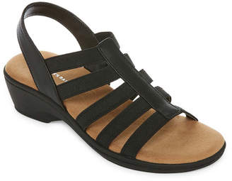 ST. JOHN'S BAY Irene Womens Strap Sandals