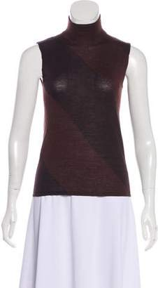 Akris Cashmere Sleeveless Top