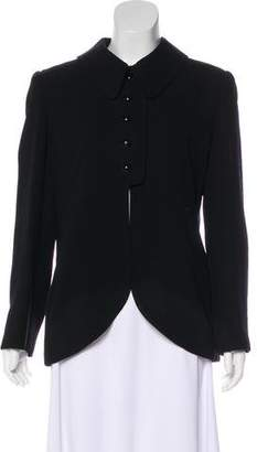 Saks Fifth Avenue Long Sleeve Button-Up Jacket