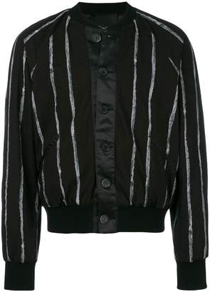 3.1 Phillip Lim long sleeve bomber jacket