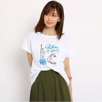 Dessin (デッサン) - Dessin(Ladies) ライディングハイ別注Tシャツ