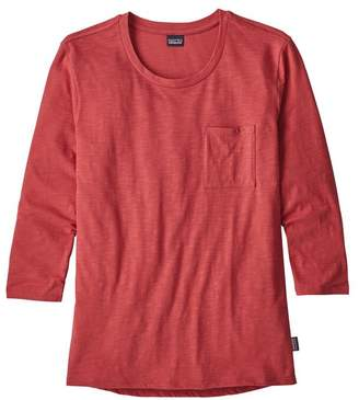 Patagonia Women's Mainstay 3/4-Sleeved Top