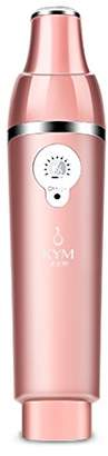 KYM Heated Sonic Vibration Eye Massager,Rechargeable Wrinkle Remover Relieves Dark Circles and Puffiness,Portable Anti-aging Galvanic Wand