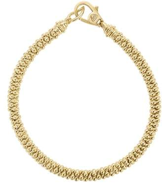 Lagos Caviar Gold Rope Bracelet