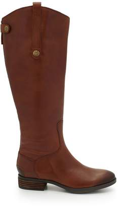Sam Edelman Penny2 Wide Calf Leather Riding Boot