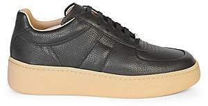 Maison Margiela Men's Leather Low Top Sneakers