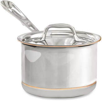 All-Clad Copper-Core 2 Qt. Covered Saucepan