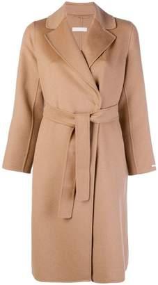 Max Mara 'S midi belted coat