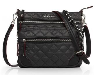 MZ Wallace M Z Wallace Downtown Crosby Crossbody Bag