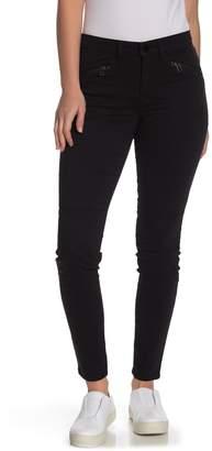 William Rast Jane Zip Flap Pocket Skinny Jeans