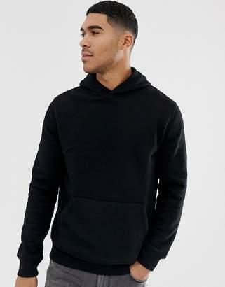 Burton Menswear hoodie in black