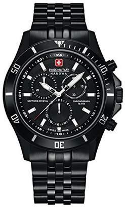 Swiss Military Hanowa Men's Flagship Chrono 06-5183-13-007 Stainless-Steel Swiss Quartz Watch with Dial