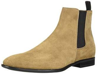 Aquatalia Men's Adrian Dress Suede Chelsea Boot