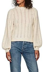Ulla Johnson Women's Dionne Cashmere Sweater - White