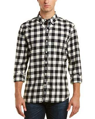 Joe's Jeans Men's Piper Check Woven
