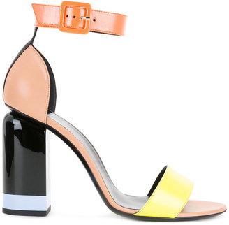 Pierre Hardy Memphis sandals $795 thestylecure.com