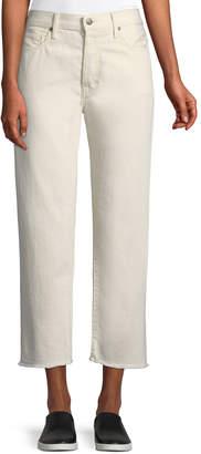 Vince Union Slouch Straight-Leg Jeans