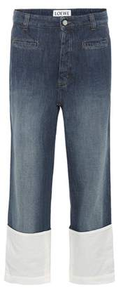 Loewe Fisherman high-waisted jeans
