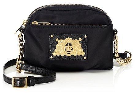 Juicy Couture Malibu Nylon Mini Camera Bag