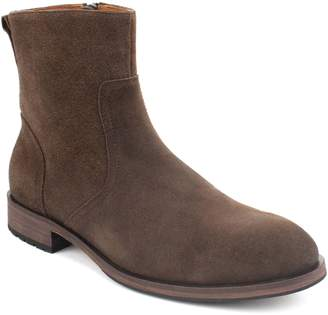 Gordon Rush Fayette Plain Toe Zip Boot