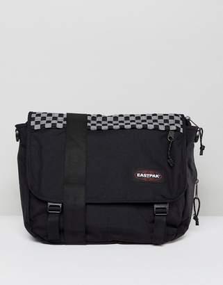 Eastpak Delegate Messenger Bag in Checkerboard 20L