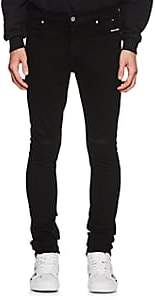 "RtA Men's ""Early Retirement"" Skinny Jeans - Black"