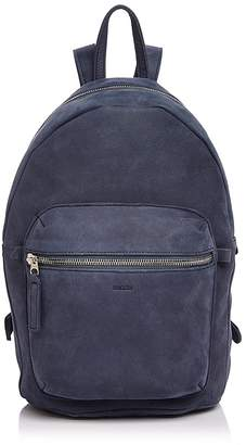 Baggu Nubuck Leather Backpack