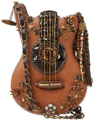 Mary Frances 09-110 Hall Of Fame Shoulder Bag