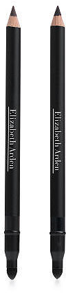 Elizabeth Arden Smoky Eyes Powder Pencil, Smoky Black 1 set