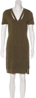 Jonathan Simkhai Knit Knee-Length Dress