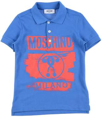 Moschino Polo shirts - Item 12235666TH