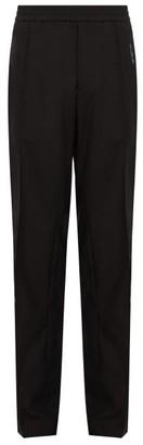 Valentino Logo Track Pants - Mens - Black