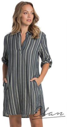Elan International V-Neck Dress