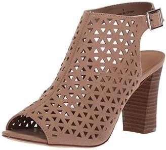 Madden-Girl Women's Beverrly Heeled Sandal