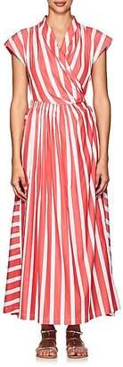 Thierry Colson Women's Isolde Cotton Wrap Maxi Dress