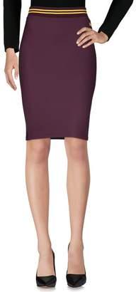 FENTY PUMA by Rihanna VARSITY PENCIL SKIRT Knee length skirt