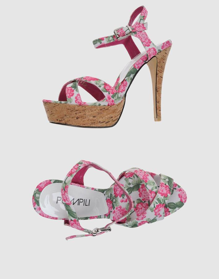 Pompili Platform sandals