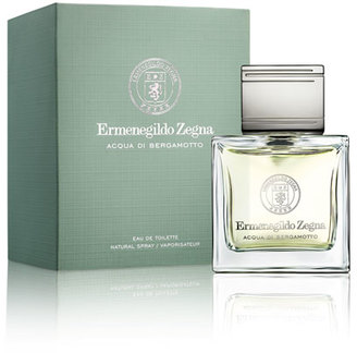 Ermenegildo Zegna Acqua Di Bergamotto Eau de Toilette, 3.4 oz./ 100 mL $110 thestylecure.com