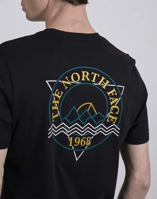 The North Face Ridge Short Sleeve T-Shirt Black